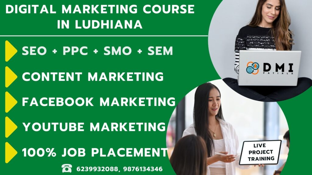 digital marketing course in ludhiana