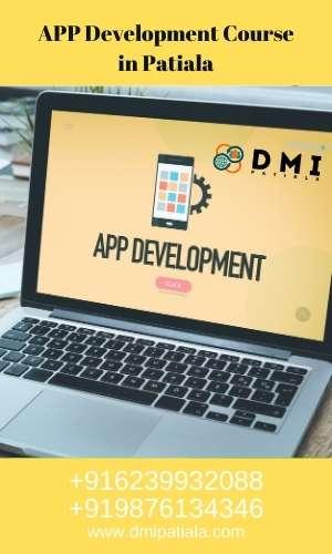 app development course in patiala