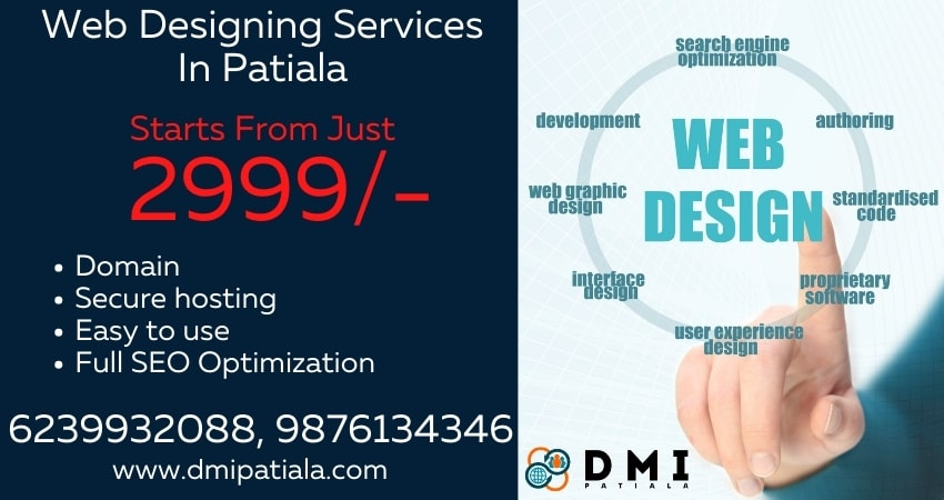 web designing services in patiala